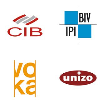 CIB, BIV IPI, VOKA, UNIZO