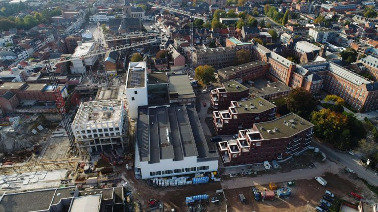 Residentie Muziek - TURNOVA te Turnhout
