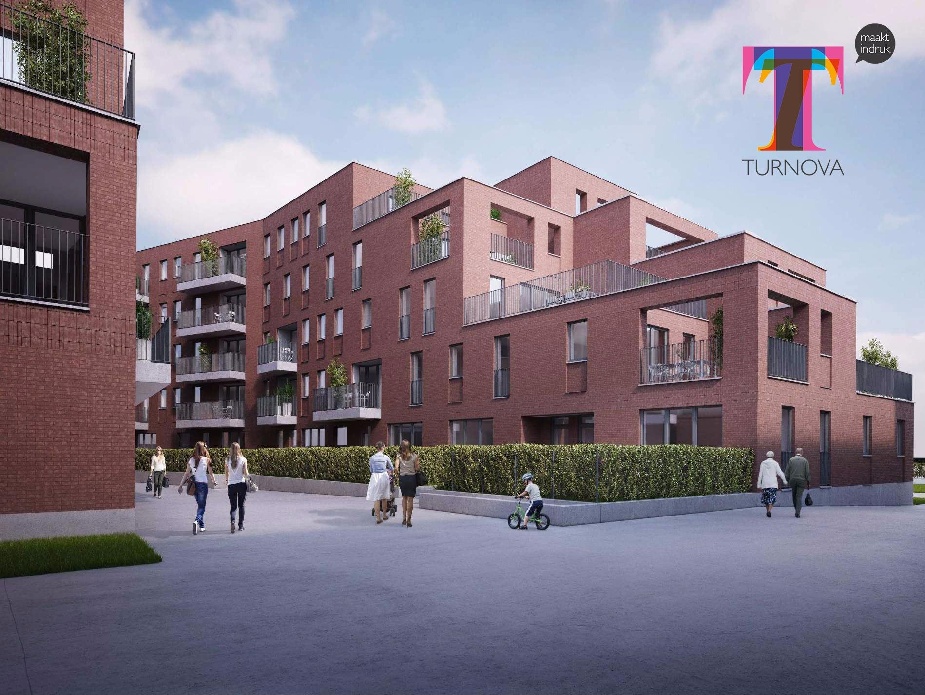 Dakappartement te Turnhout