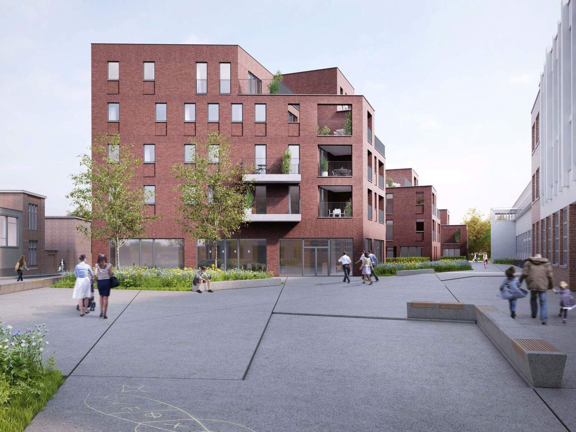 Benedenwoning te Turnhout