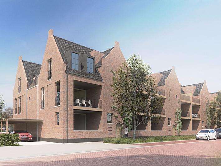 Appartement te Baarle-Hertog