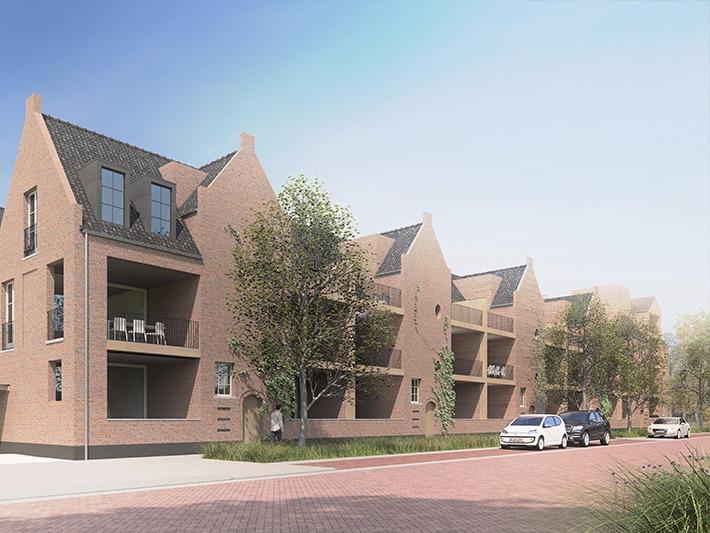 Penthouse te Baarle-Hertog