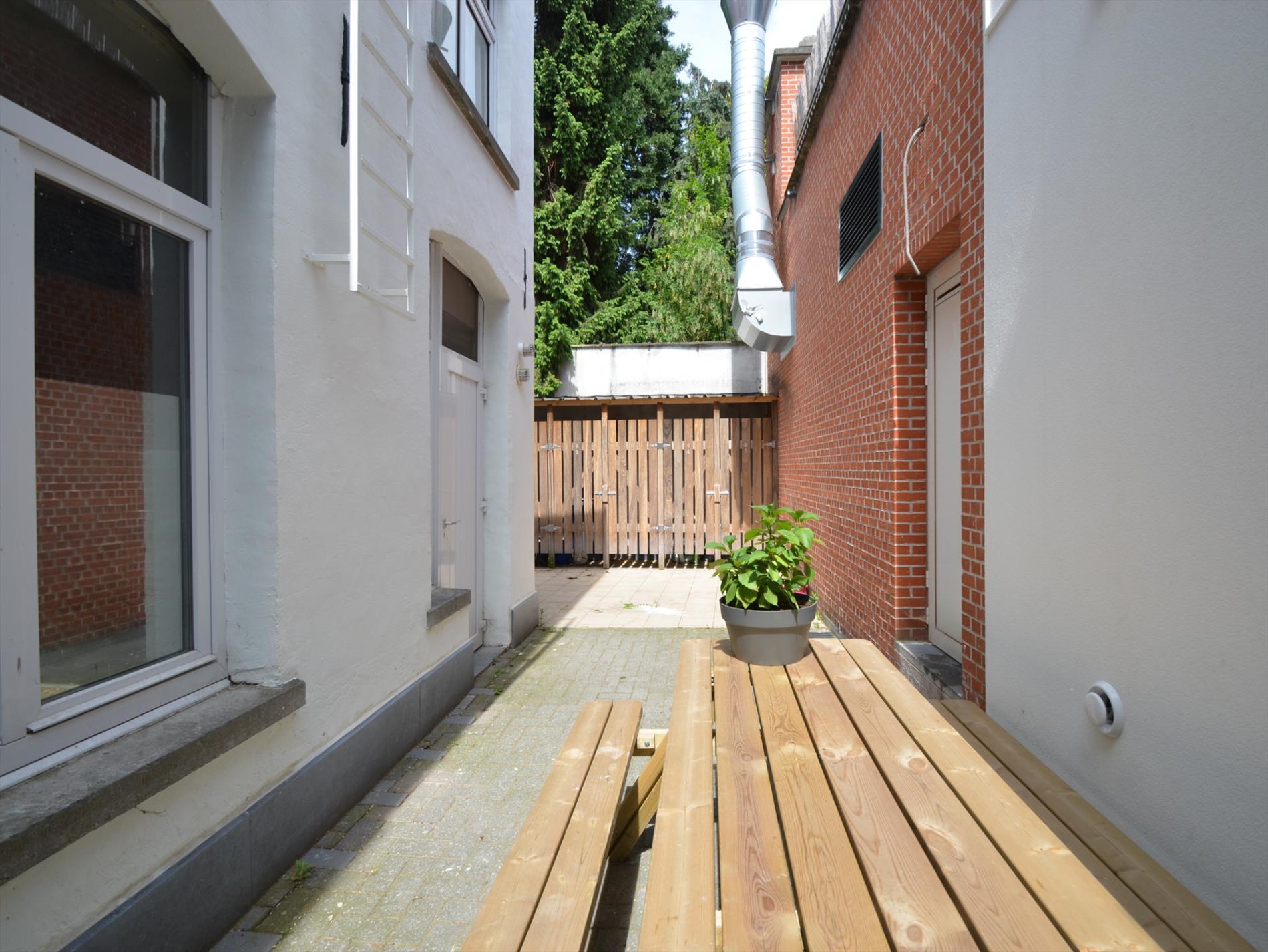 Gerenoveerd appartement in het centrum van turnhout met 2 slaapkamers - Deco van het appartement ...