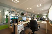 Commercieel kantoor te Mol