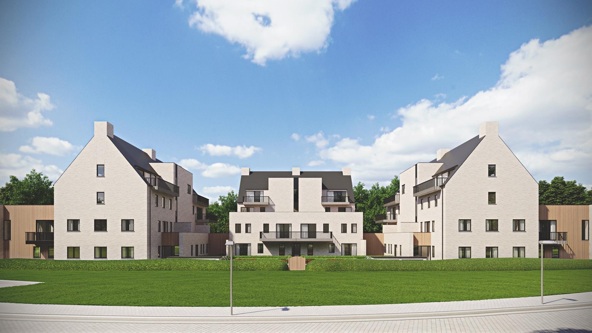 Dakappartement te Oud-Turnhout
