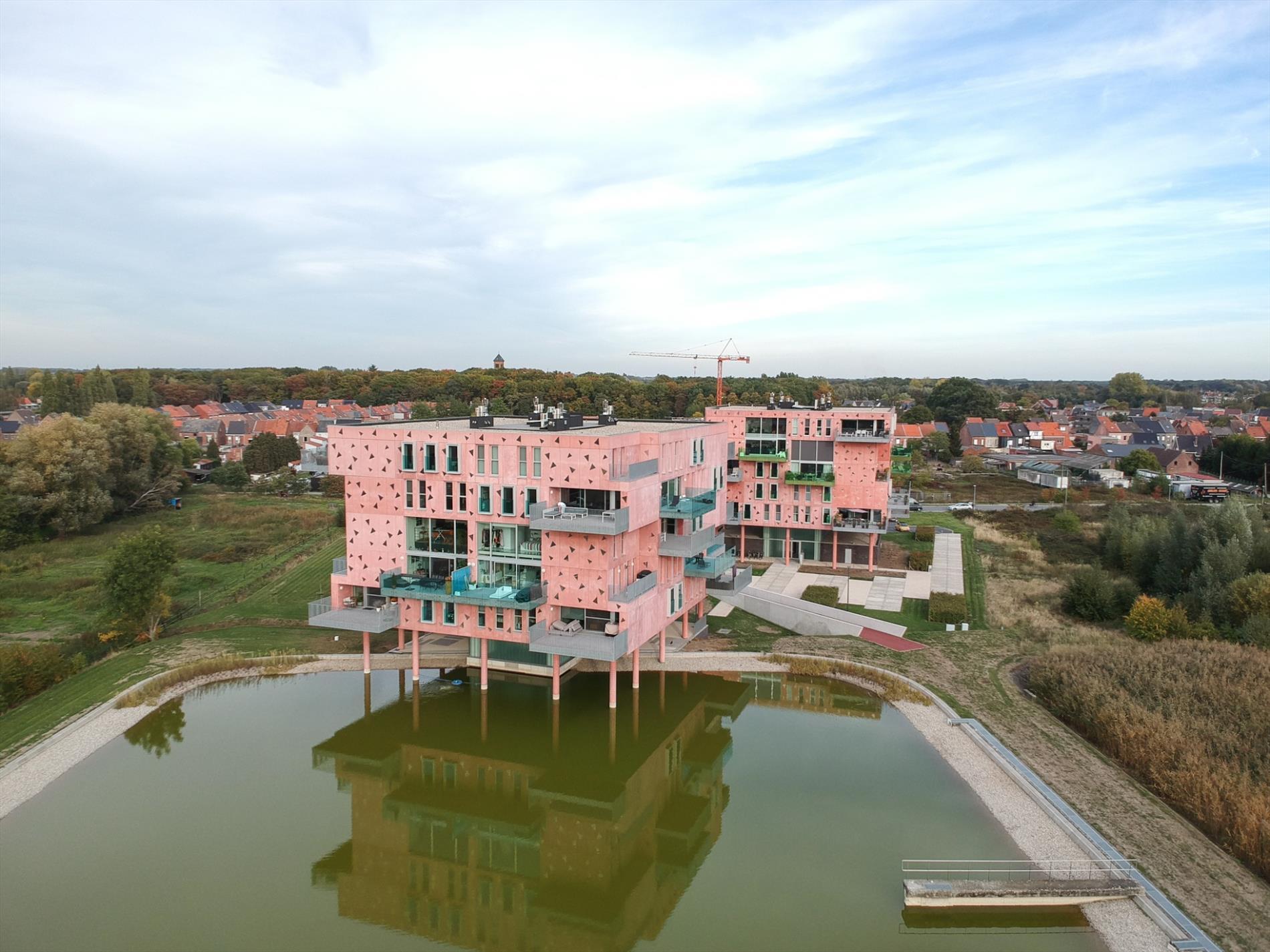 Nieuwbouw appartement van 181 m² met ruime woonkamer, open keuken, 3 ...