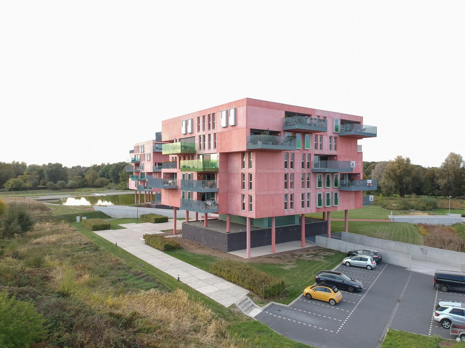 Nieuwbouw appartement van 159 m² met 3 slaapkamers en terras