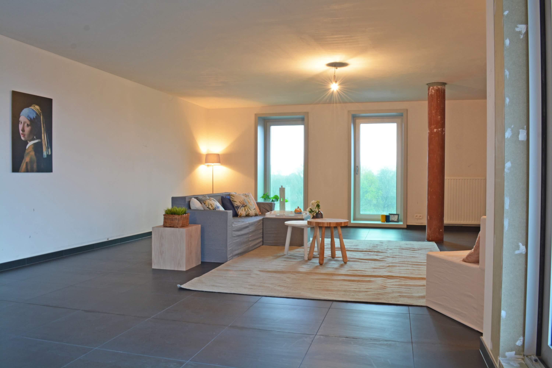 Keuken Nieuwbouw Open : Nieuwbouw appartement van 159 m² met 3 slaapkamers en terras