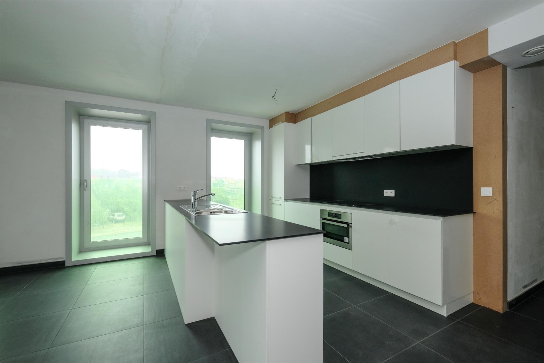 Keuken Nieuwbouw Open : Nieuwbouw appartement te koop oedelem ref immo proxio