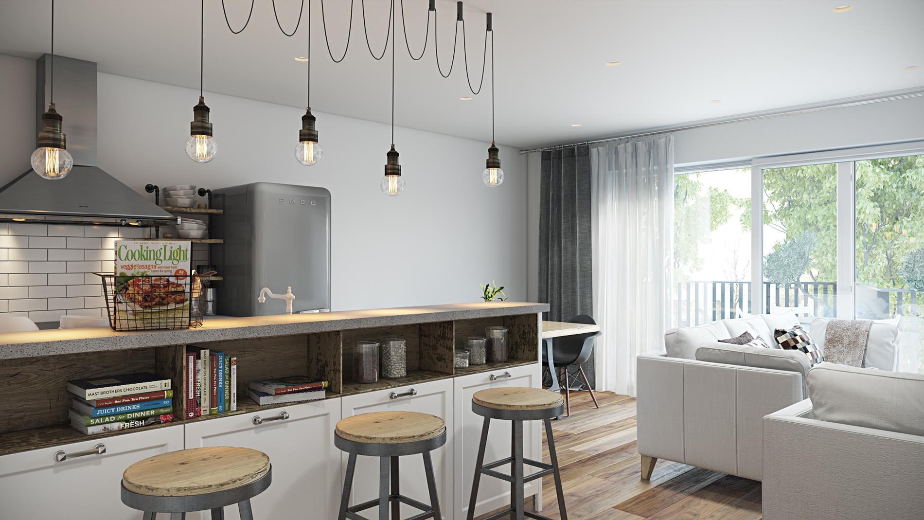 Appartement te Weelde