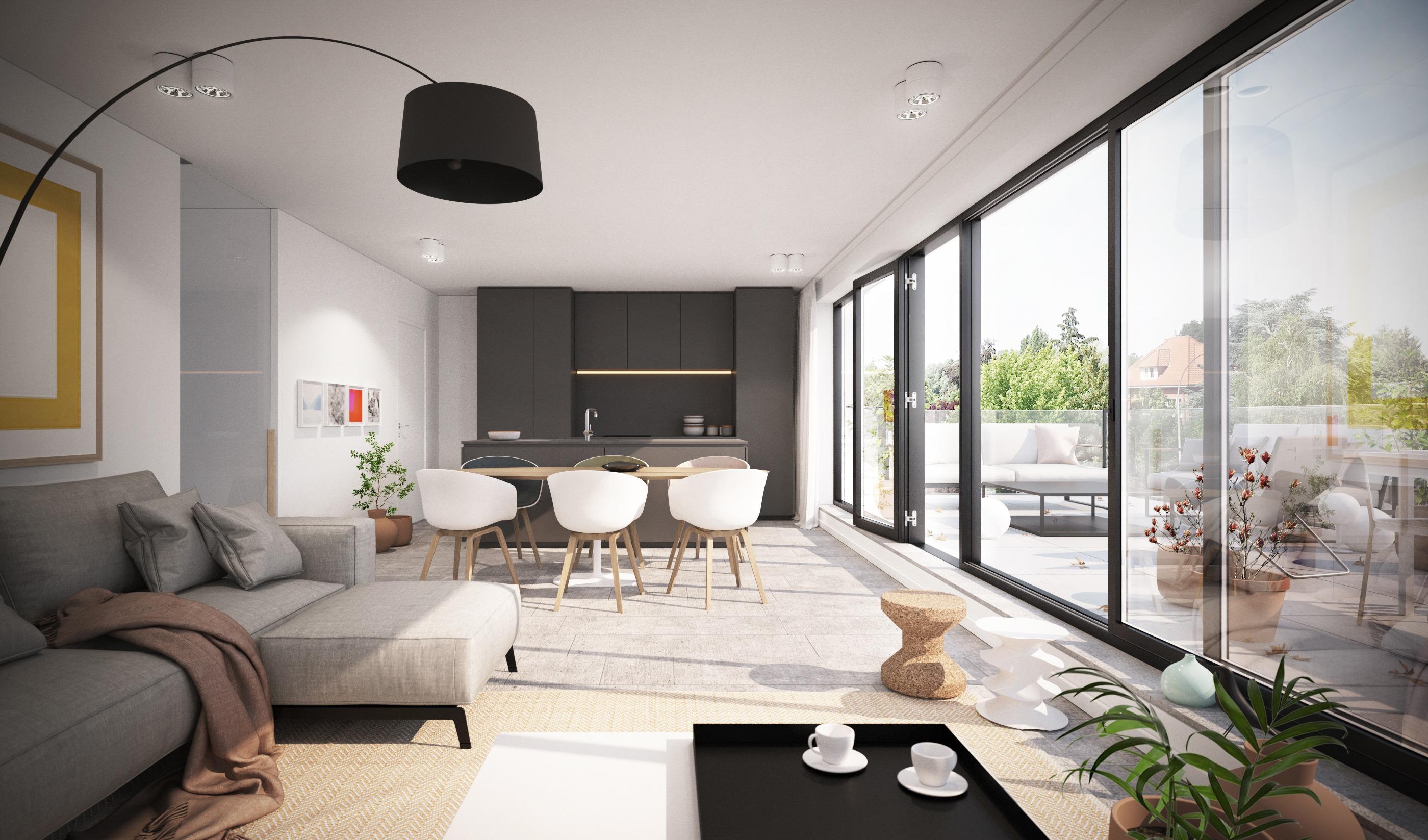 Appartement te Heist-op-den-Berg