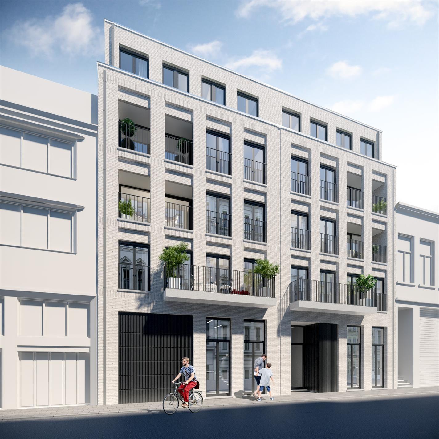 Commercieel kantoor te Antwerpen