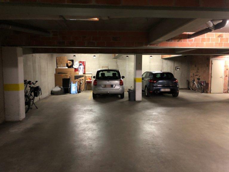 Parkingplaats te Hoogstraten