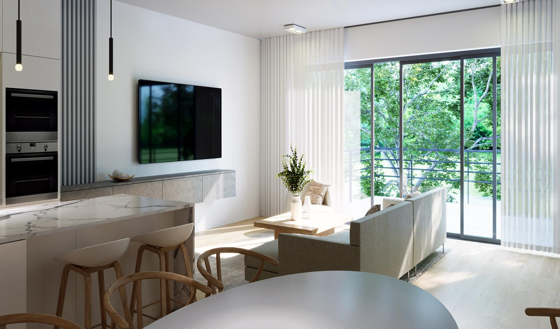 Appartement te Sint-Job-in-'t-Goor