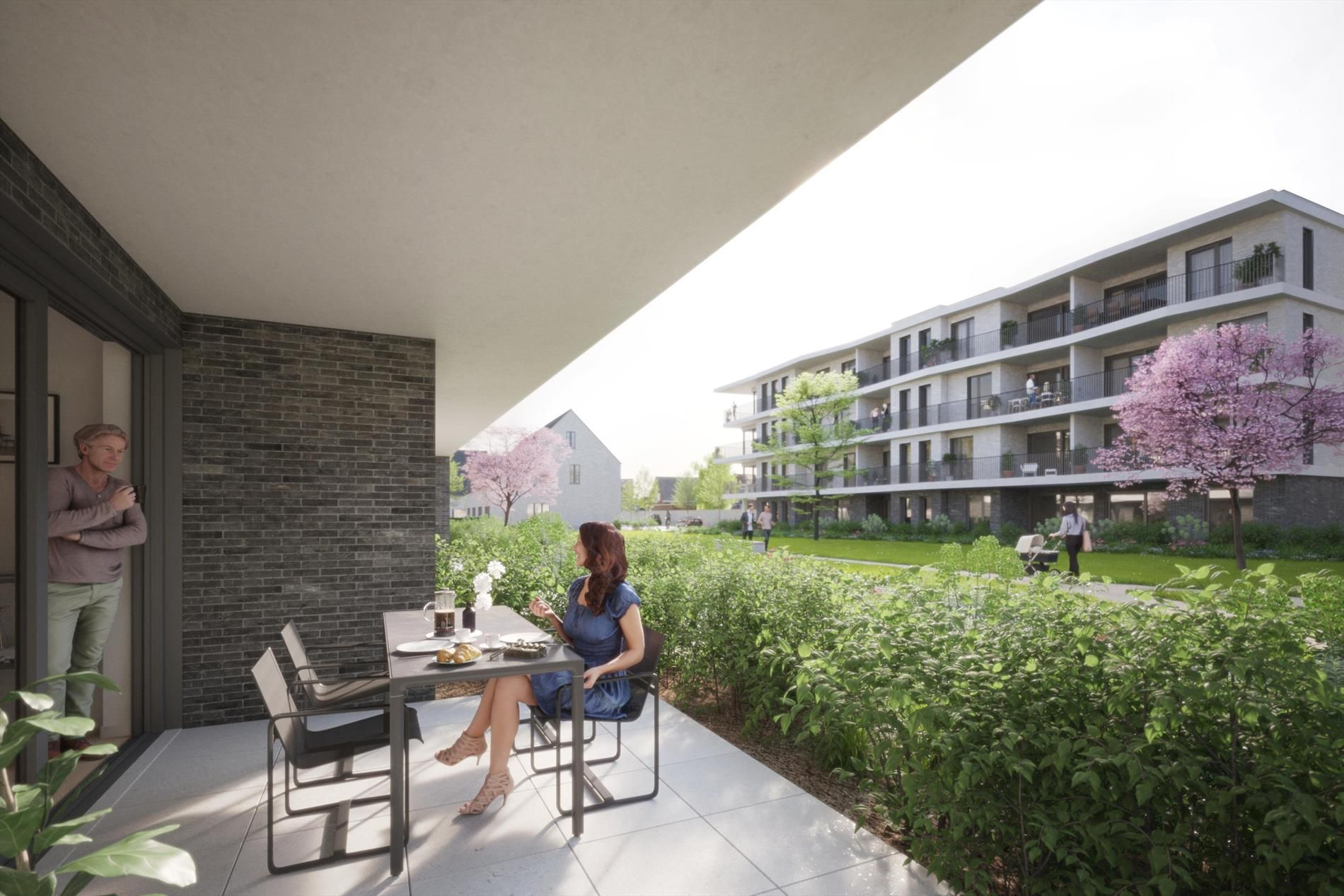 Appartement te Oud-Turnhout