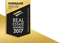 Winner van de Real Estate Awards 2017