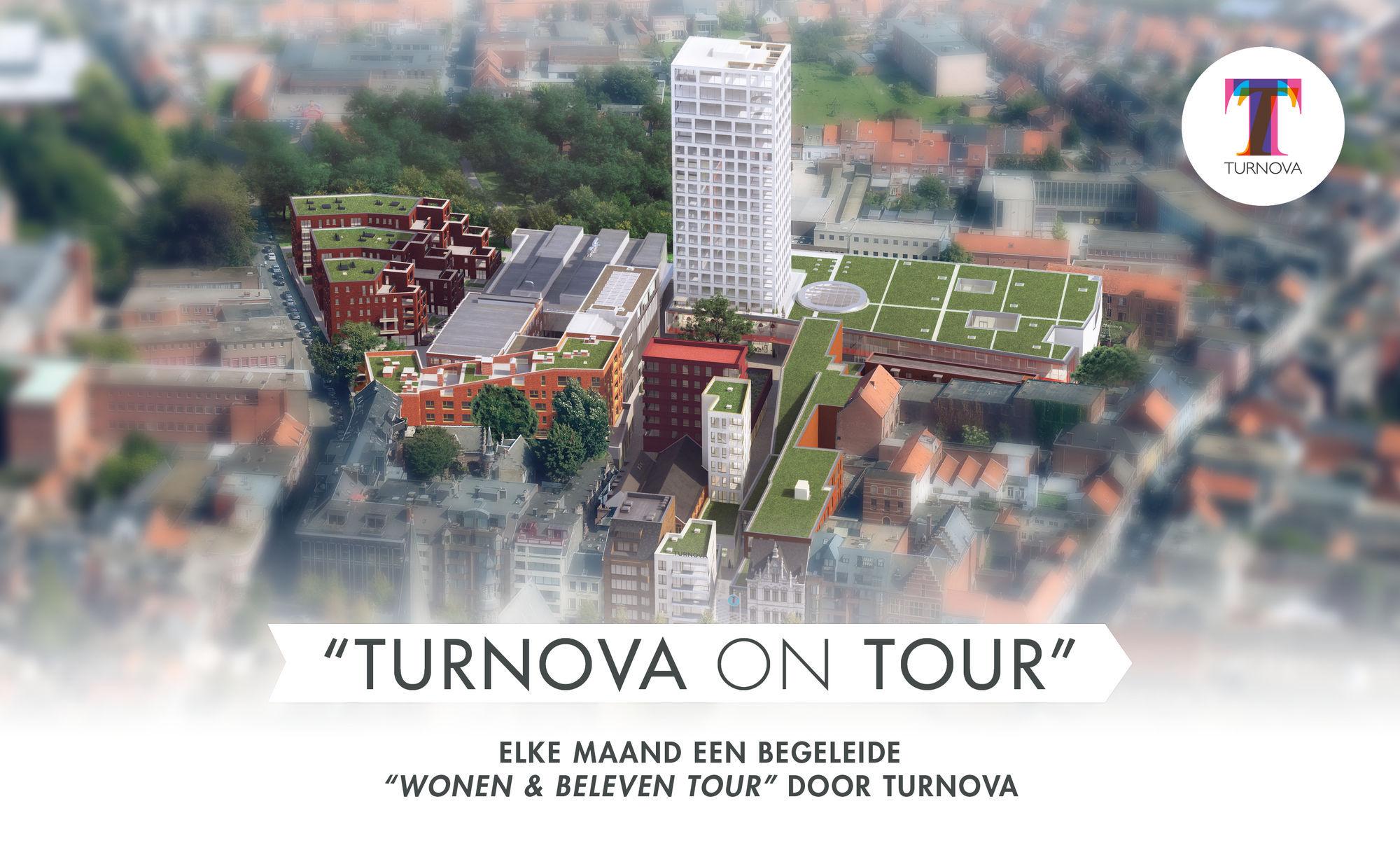 Wonen & Beleven Tour op Turnova 18/08