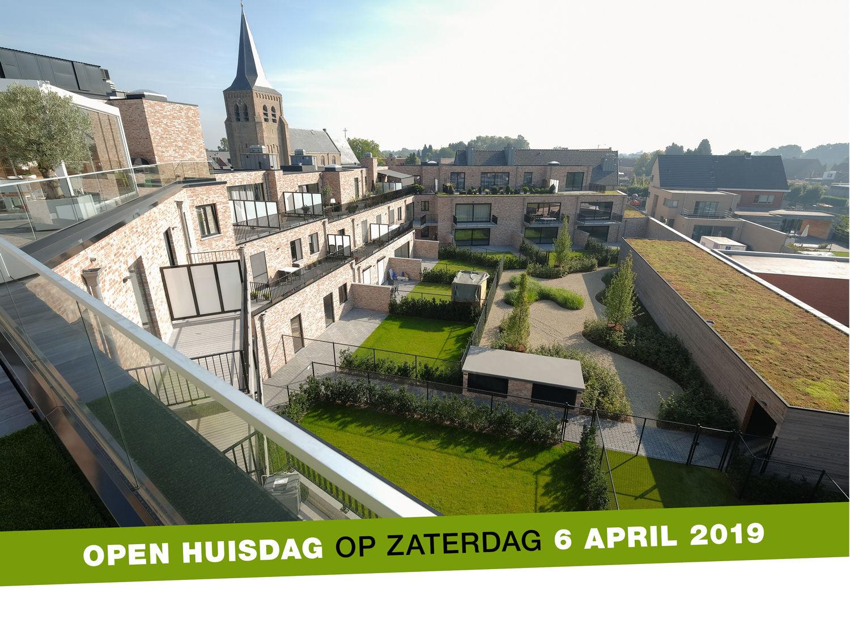 Openhuizendag Residentie Marktplein Ravels op 6 april