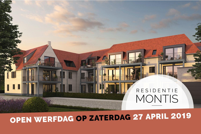 Open Werfdag in Residentie Montis Oud-Turnhout op 27 april