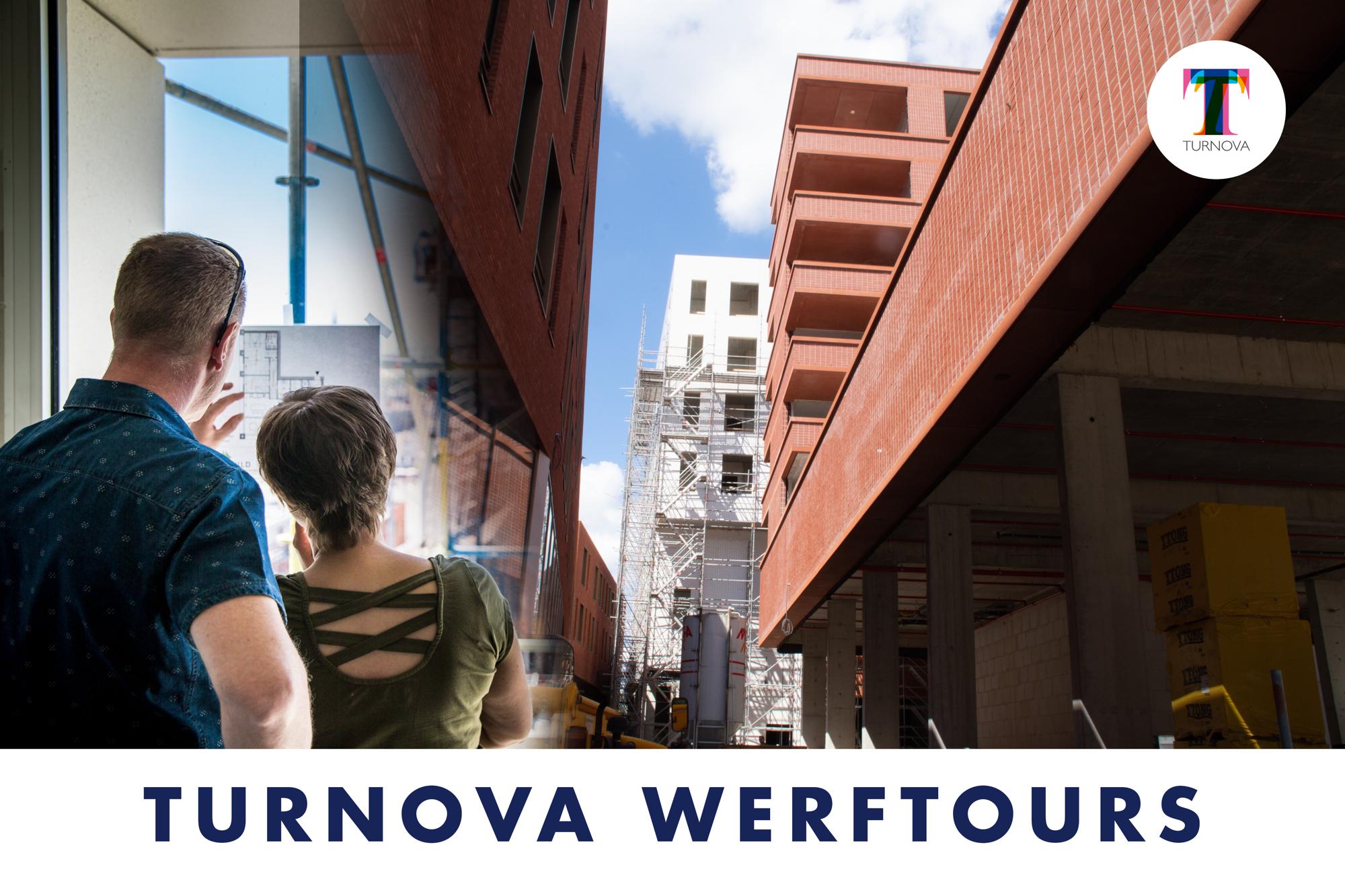 Ontdek Turnova tijdens de werftours op 6 en 28 juli!