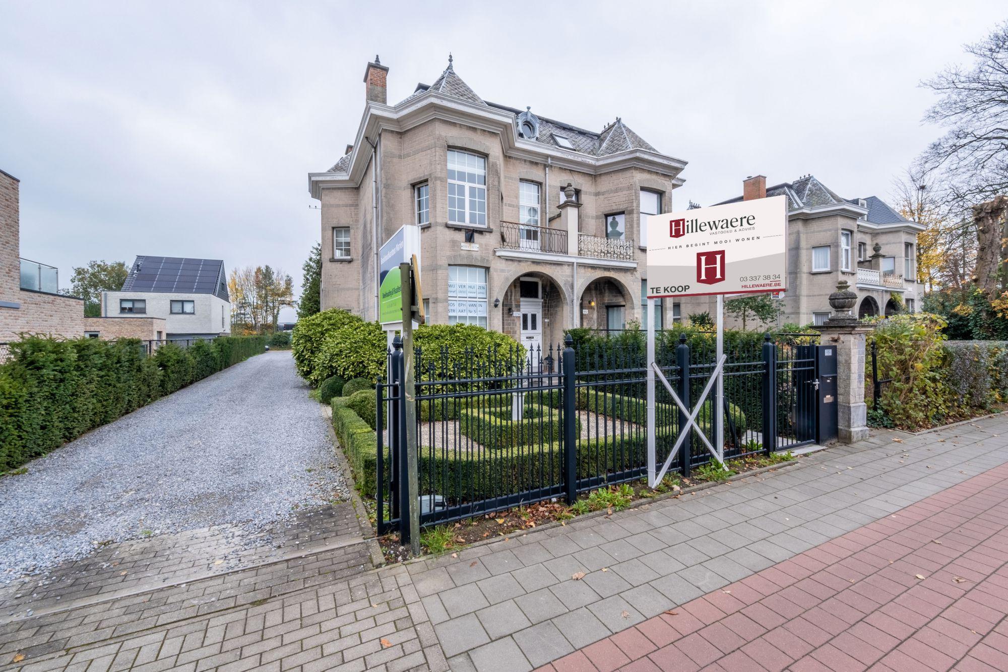 Schrijver Felix Timmermans' oude woning staat te koop