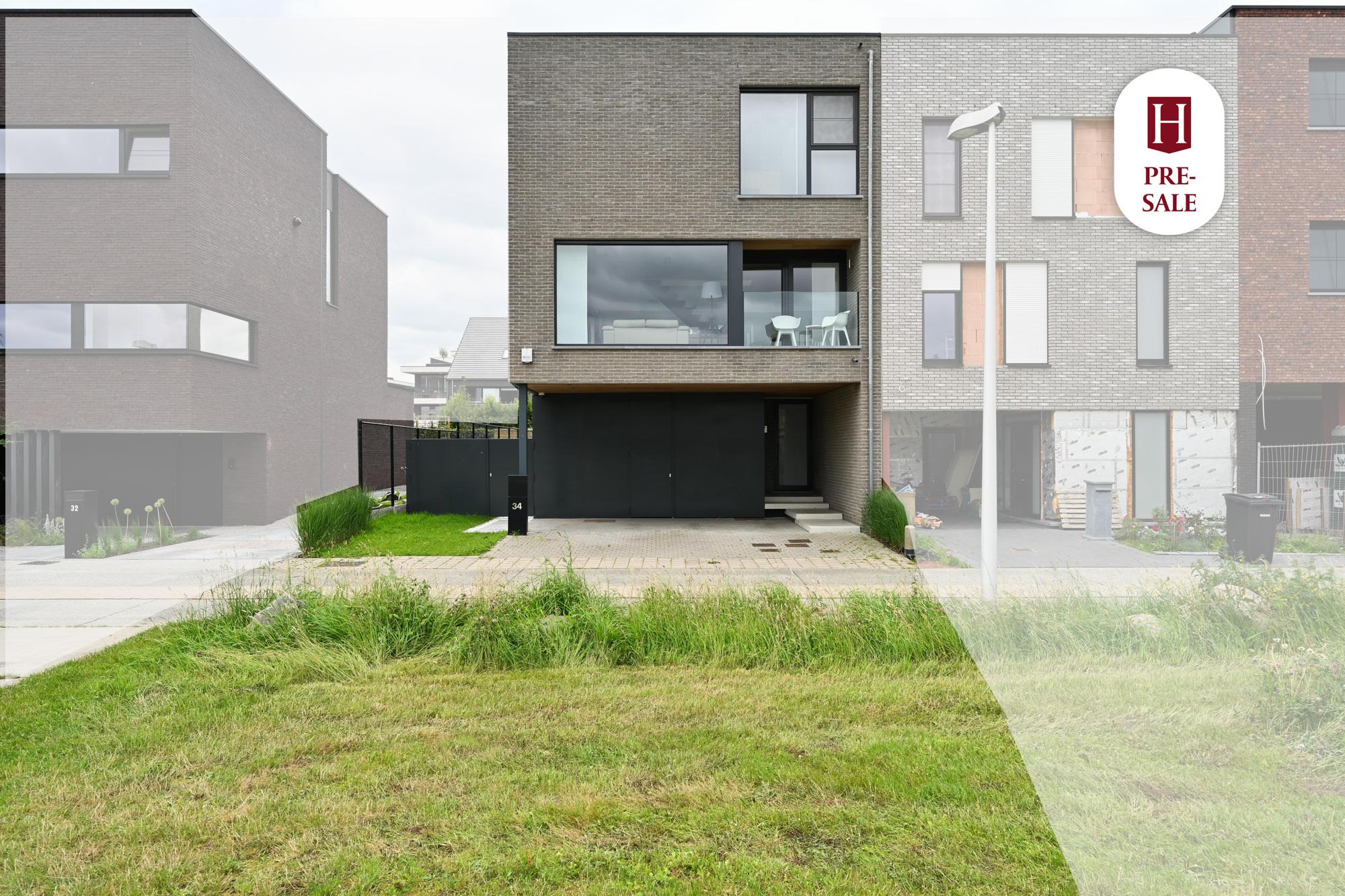Open Huis met PRE-SALE op 24/07: Moderne bel-étage woning in Edegem