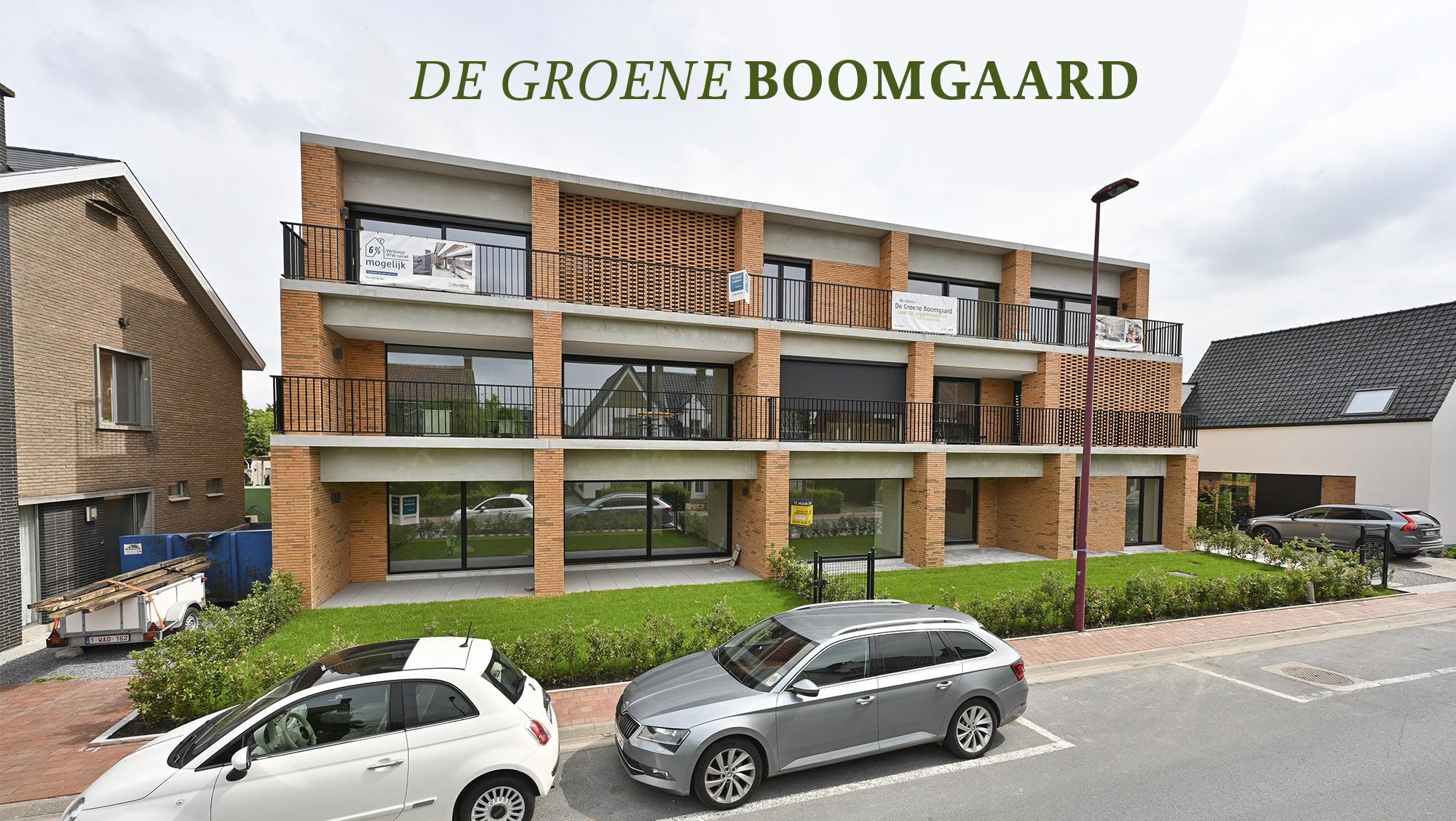 Residentie De Groene Boomgaard: Moderne appartementen in een tijdloze ontwikkeling in Landegem