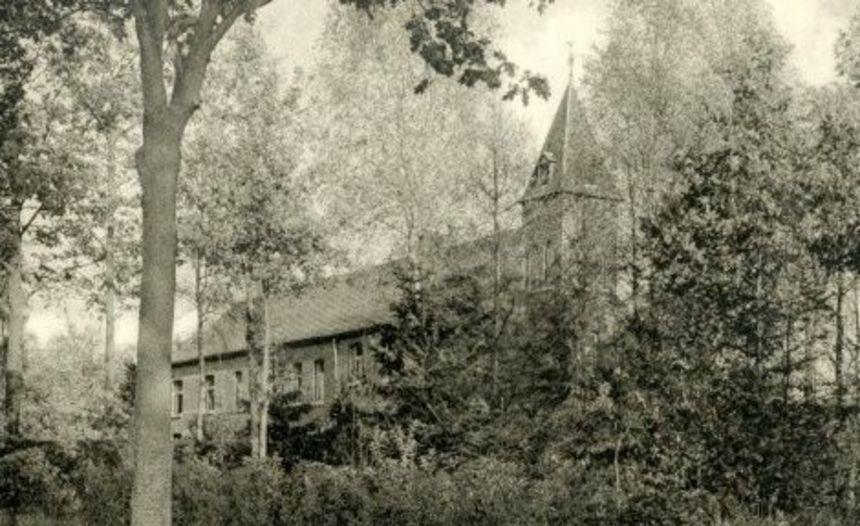 Voormalig Klooster Mariaveld in Minderhout (Hoogstraten) opnieuw te koop