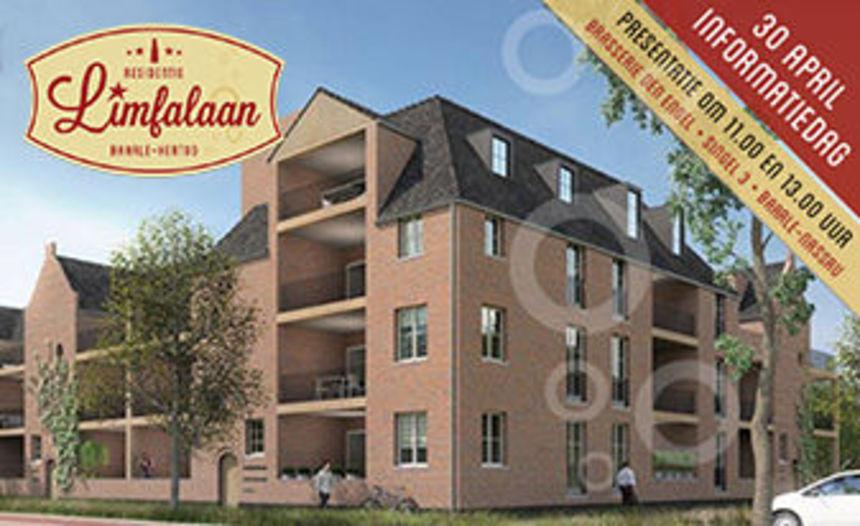 Nieuw: Residentie Limfalaan