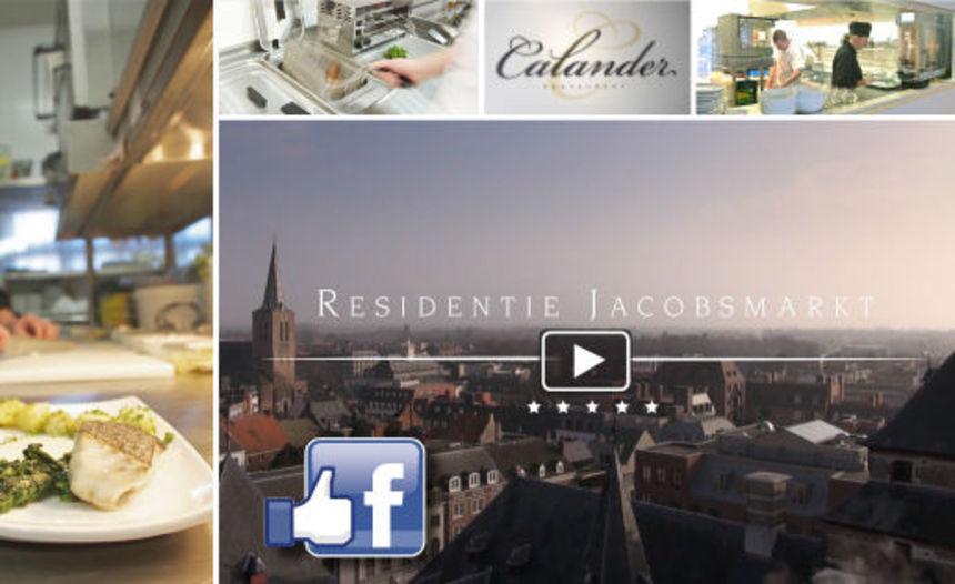 Facebookactie: LIKE, DEEL & WIN restaurantbezoek 'De Calander'