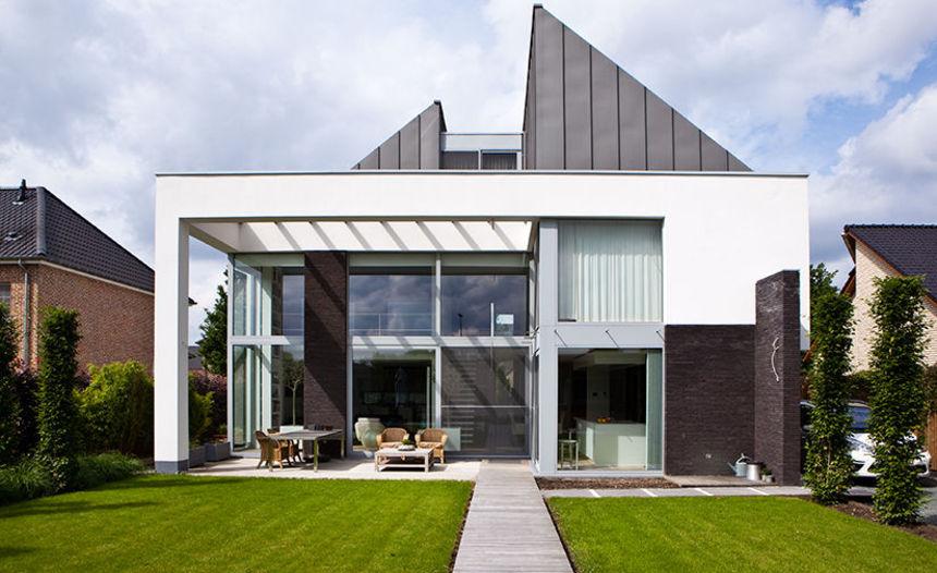 Moderne architectuur verovert de harten!