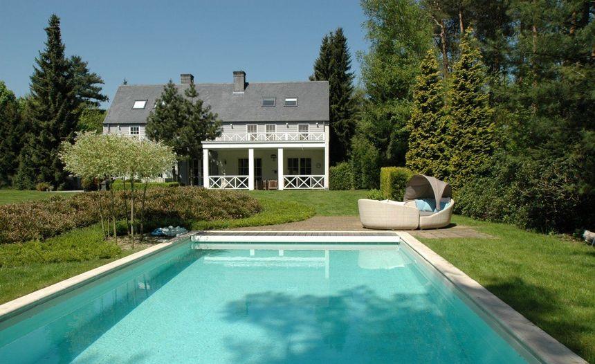 Start de lente in een prachtige LongIsland stijl villa van Vincent Bruggen!