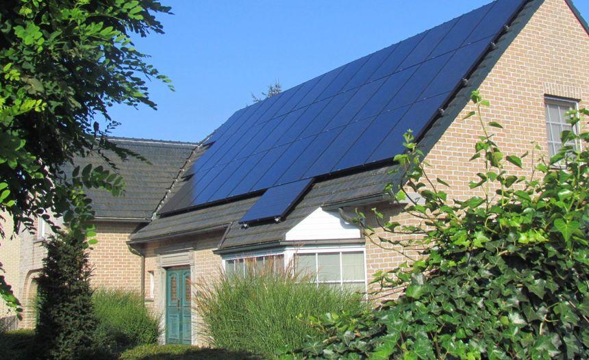 Federale belastingvermindering voor energiebesparende investeringen in 2012