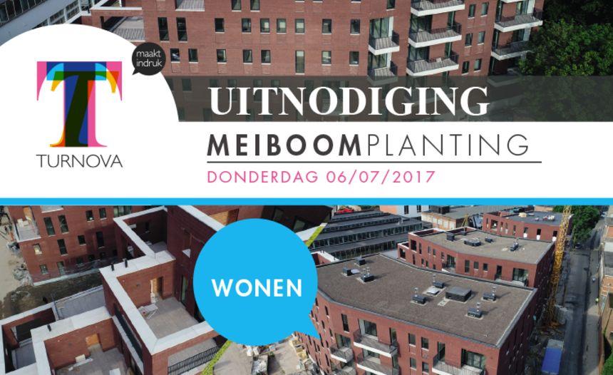 Meiboomplanting Turnova