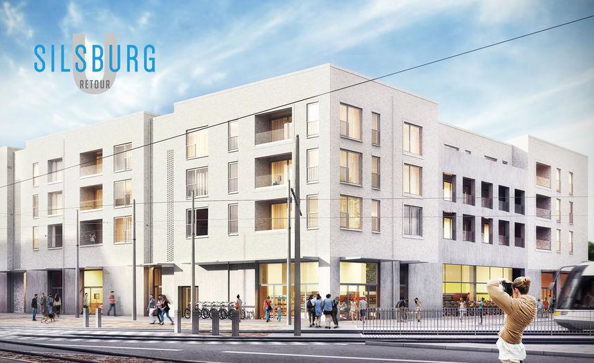 Nieuw Te Koop: Project Silsburg te Deurne !