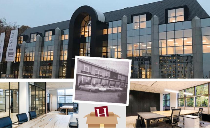 Nieuw Hoofdkantoor voor Hillewaere Groep in Turnhout