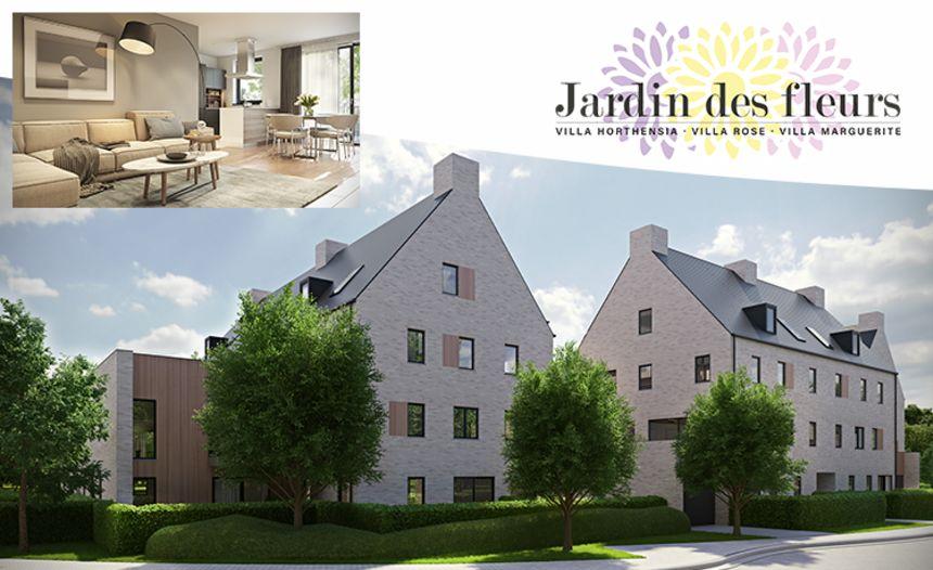 Nieuw in Oud-Turnhout: Jardin Des Fleurs