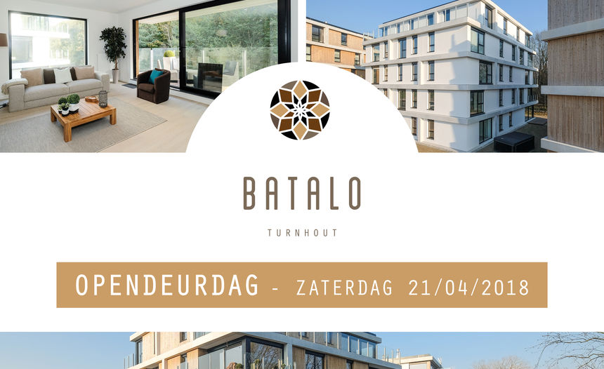 Opendeurdag in Project Batalo te Turnhout (21/04)