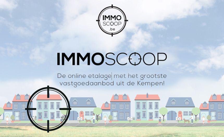 Big Bang in de Kempen op de vastgoedportaalsites!