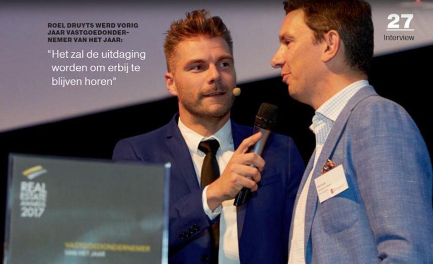 Artikel over Roel Druyts in CIB info