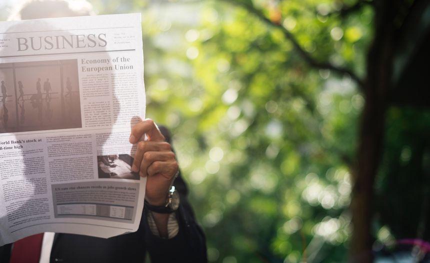 Onze ervaring in de pers : Nederlanders steken opnieuw de grens over