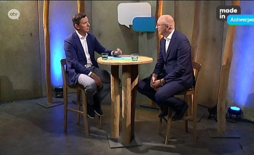 Duo-interview op ATV