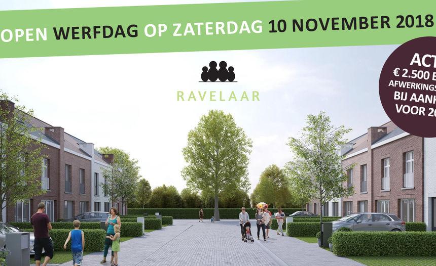 Opendeurdag Ravelaar 10/11