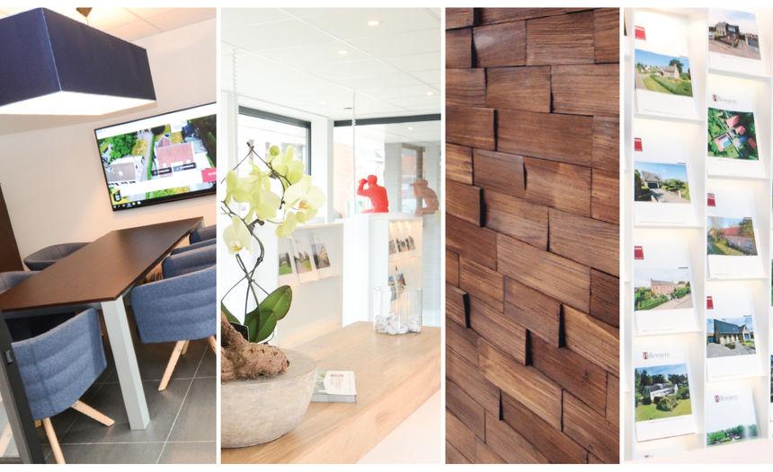 Nieuwe Vastgoedshop in Gent : openingsweekend (10/11)