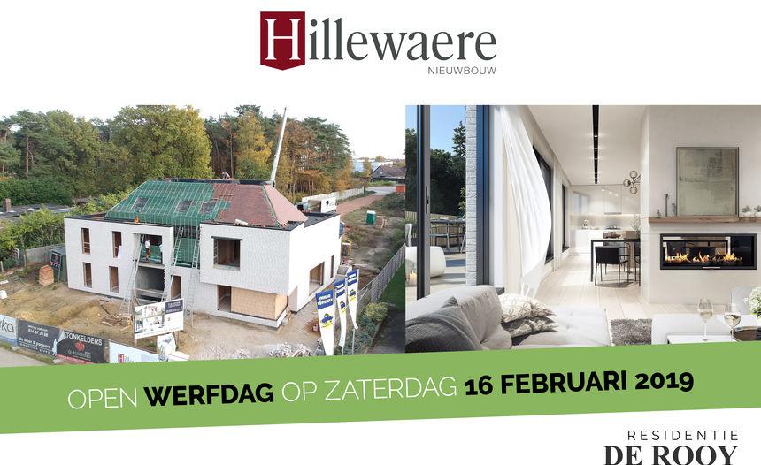 OpenWerfDag De Rooy (Mol) op 16/02