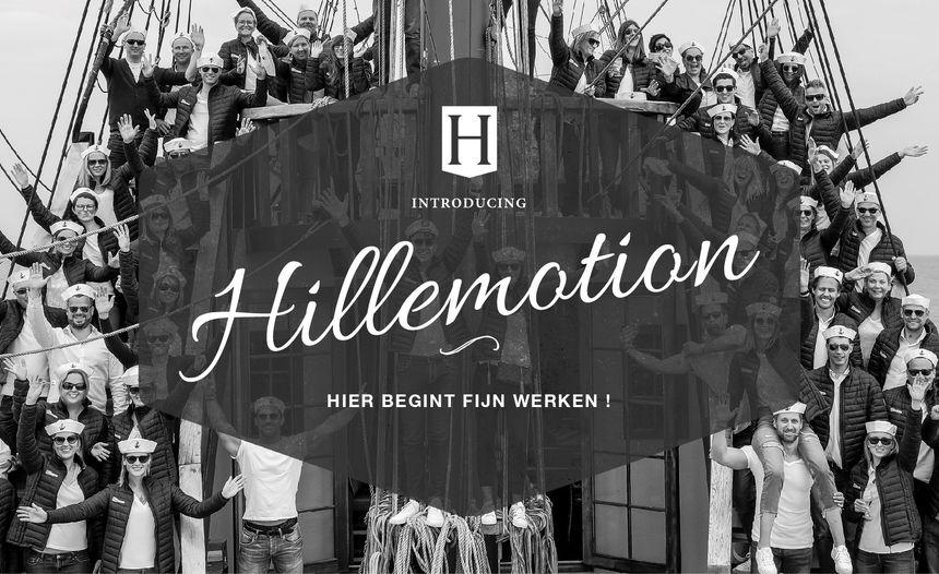 Gezondheidsprogramma medewerkers: Hillemotion + VTM Nieuws reportage