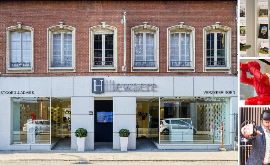 Vernieuwde vastgoedshop in Schilde: officiële opening op 27 april