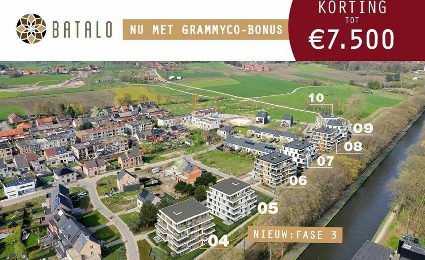 Grammyco-Bonus: tot €7.500 korting bij aankoop Batalo