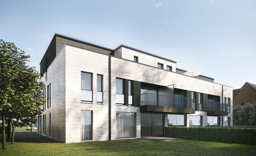 Residentie Renesse: rustig en duurzaam wonen in het gezellige Oostmalle, vlakbij het park en Kasteeldomein de Renesse