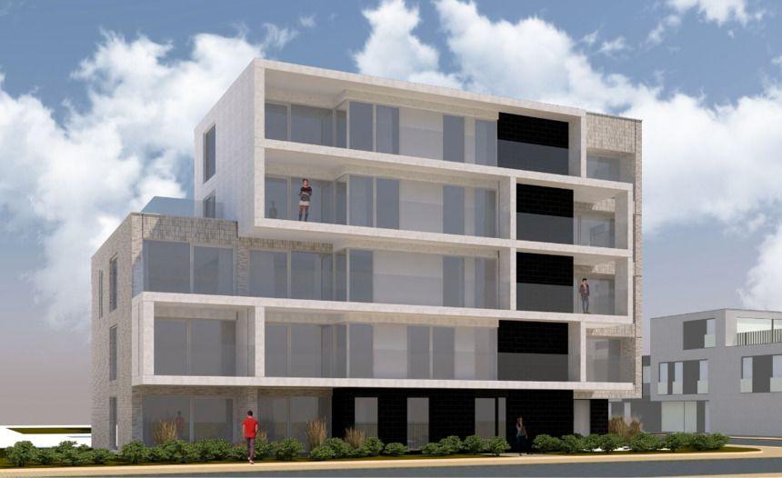 Residentie Silverzand: een luxueus en modern nieuwbouwproject in het centrum van Lommel